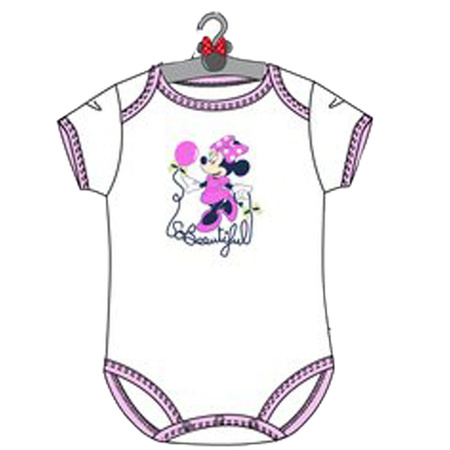 Disney Baby Minnie Maus Baby Body Kurzarm So Beautiful