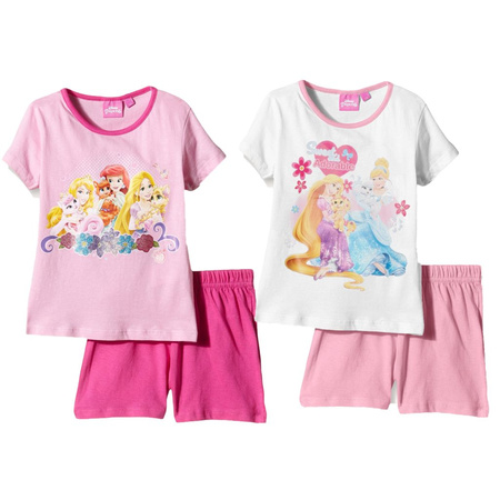 Disney Prinzessin Shorty Schlafanzug 2 tlg. (sweet)